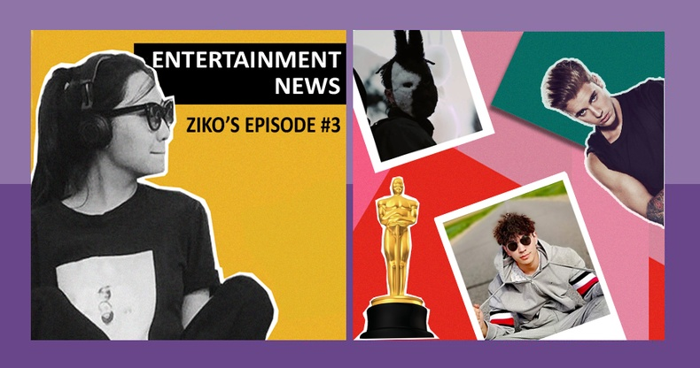#03 Ziko Podcast - Entertainment News